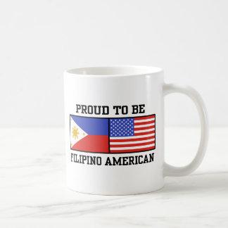 Mug Américain philippin fier
