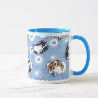 Mug Amour à Parti Pomeranians
