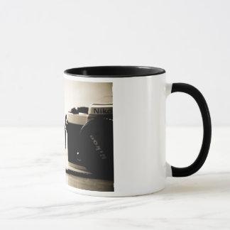 Mug Amour d'appareil-photo