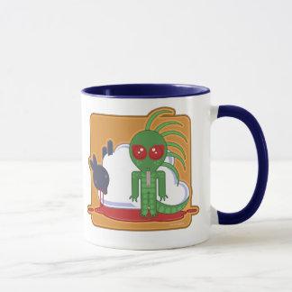 Mug Amour de Chupacabra que vous attaquez