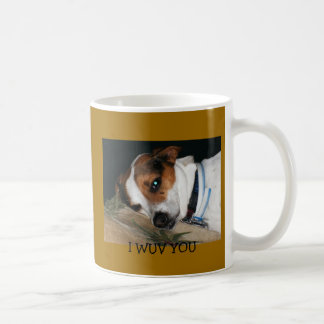 Mug Amour de Jack Russell