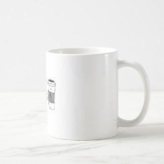 Mug Amour de Latte Valentine de café