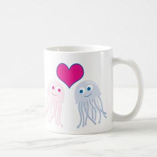 Mug Amour de méduses
