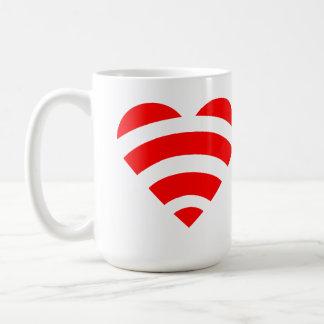 Mug Amour de Wifi
