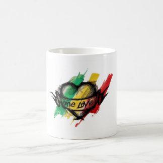Mug Amour du reggae un de Cori Reith Rasta