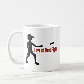 Mug Amour final de frisbee au premier vol