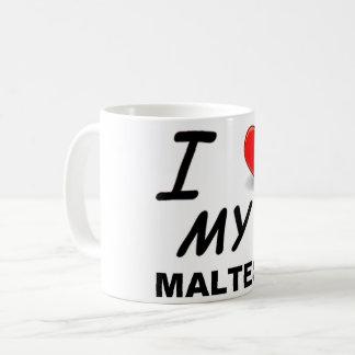 Mug amour maltais