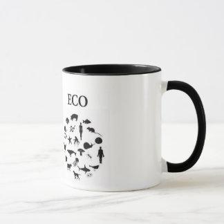 Mug Amour-propre/tasse d'Eco