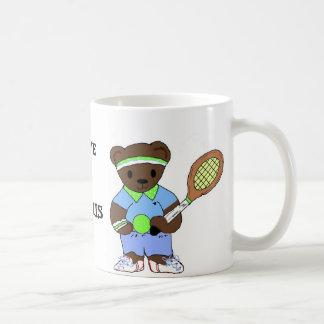 Mug Amour = tennis