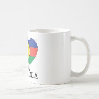 Mug Amour v2 de la Nouvelle-Calédonie