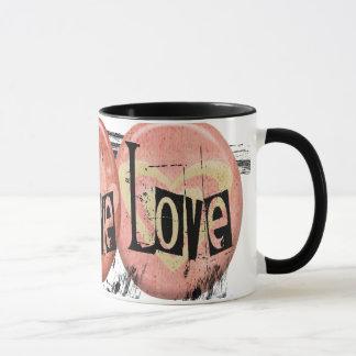 Mug Amour vivant de rire