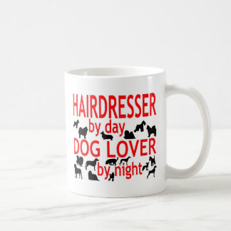 Mug Amoureux des chiens de coiffeur