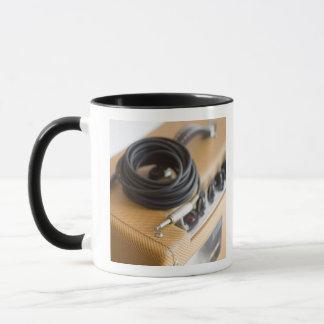 Mug Ampère et câble