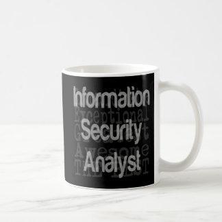 Mug Analyste de protection des données Extraordinaire