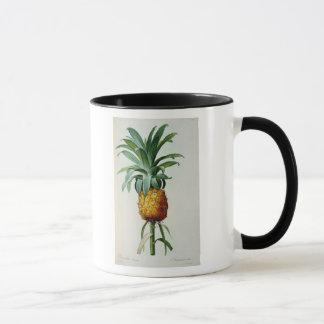 Mug Ananas de Bromelia, de 'Les Bromeliacees