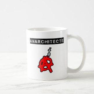 Mug Anarchitecte - Jeux de Mots - Francois Ville