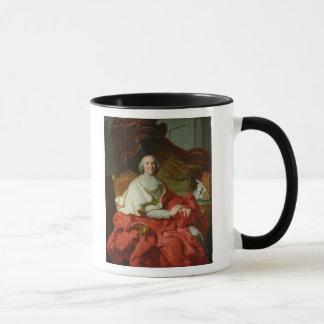 Mug André Hercule de Fleury 1728