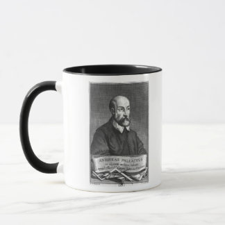 Mug Andrea Palladio gravé par Francesco