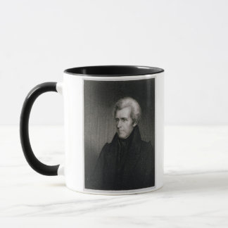 Mug Andrew Jackson (gravure)