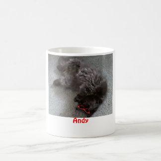 Mug Andy le chat persan