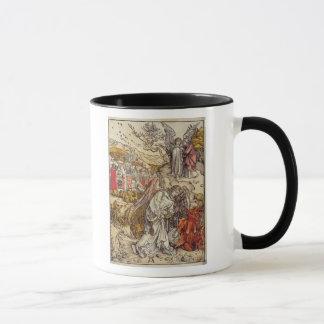 Mug Ange avec la clé de l'abîme, 1498