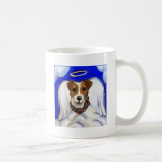 Mug Ange de Jack Russell Terrier
