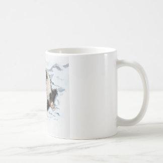 Mug Ange de neige