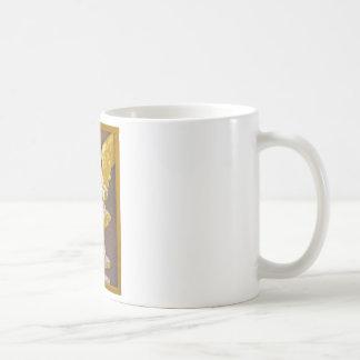 Mug Ange d'or
