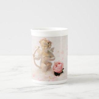 Mug Angel de Porcelaine