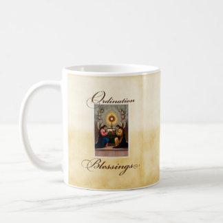 Mug Anges de félicitations de classification à l'autel