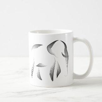 Mug Animaux - éléphant