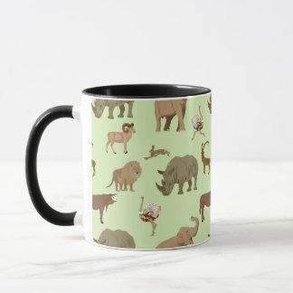 Mug Animaux sauvages