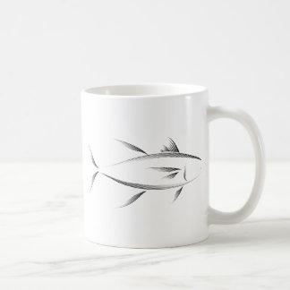 Mug Animaux - truite saumonnée