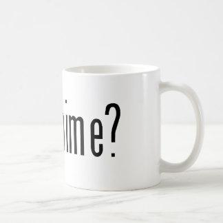 Mug anime obtenu ?