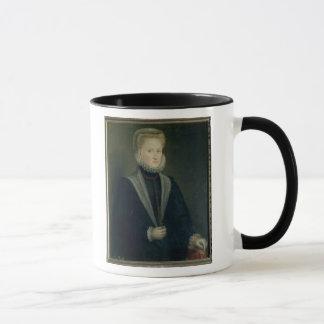Mug Anne de l'Autriche, reine de l'Espagne