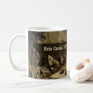 Mug Années bicentenaires historiques de canal d'Erie