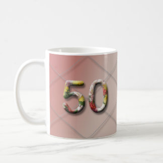 Mug Anniversaire Mug_50 d'étape importante