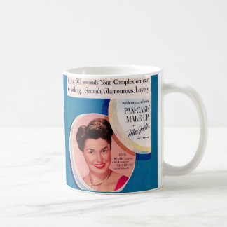 Mug Annonce 1951 de maquillage d'Esther Williams