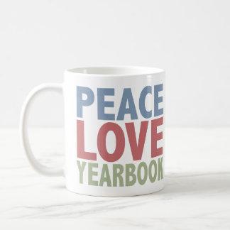 Mug Annuaire d'amour de paix