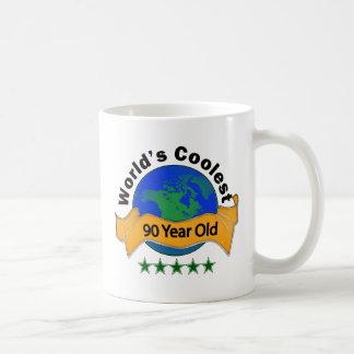 Mug Ans les plus frais du monde 90