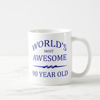 Mug Ans les plus impressionnants du monde 90