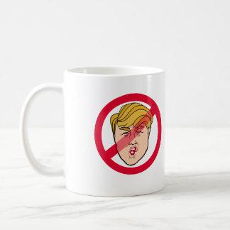 Mug ANTI caricature de DONALD - Anti-Atout -