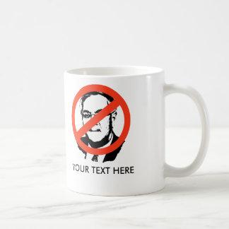 Mug ANTI-FRANK/anti- prise de bec Frank