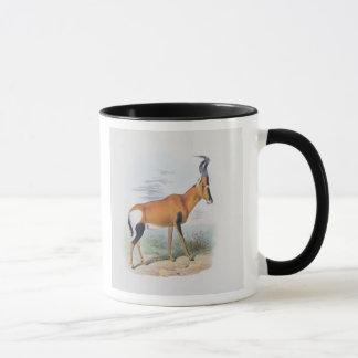 """Mug Antilope, """"du livre des antilopes"""","""