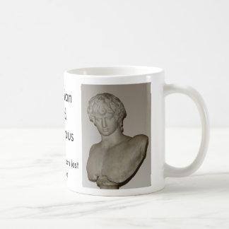 Mug Antinous, Hadrian, HadrianandAntinous, lov vrai…