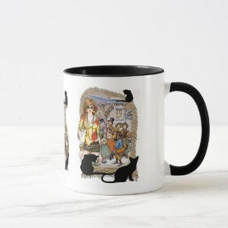 Mug Anton Pieck incorporé