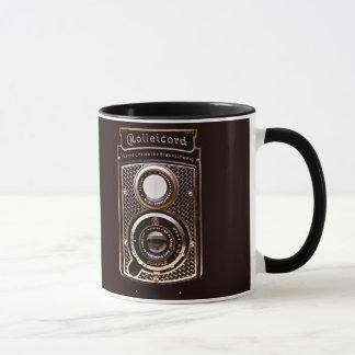 Mug Appareil-photo d'art déco de Rolleicord