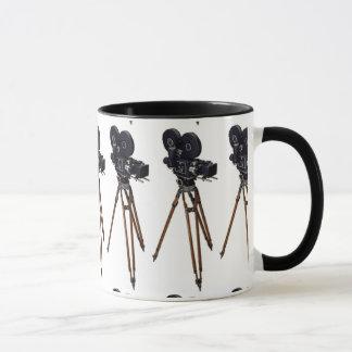 Mug Appareil-photo de cru de cinéastes