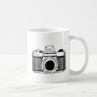Mug Appareil-photo vintage