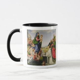 Mug Apparition de la Vierge à St Bernard, 1504-07 (